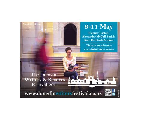 Dunedin Writters Readers Festival