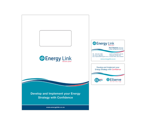 Energy Link Stationery