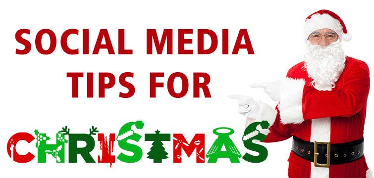 Social Media Tips for Christmas