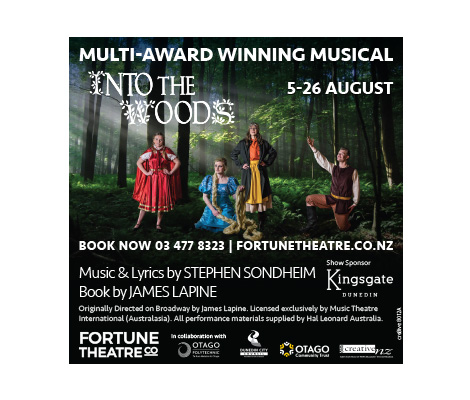 Into The Woods Fortune Theatre
