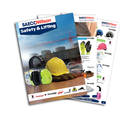 SAECOWilson Safety Catalogue by Cre8ive
