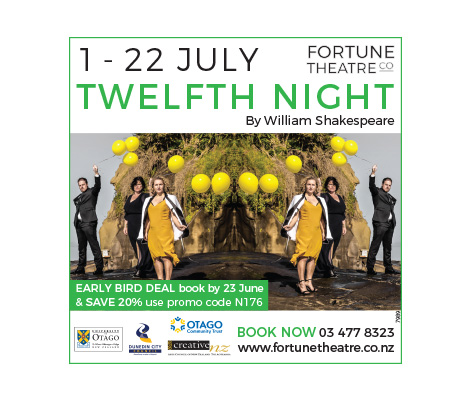 Twelfth Night Fortune Theatre