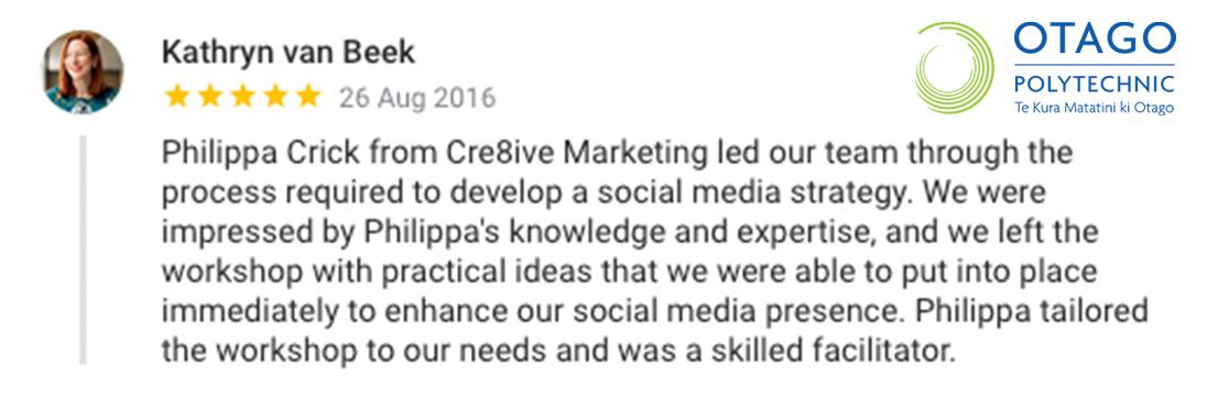 kathryn-van-beek-otago-polytechnic-review-cre8ive