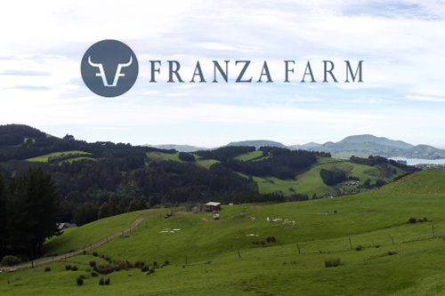 """""""Franza Farm Dunedin"""