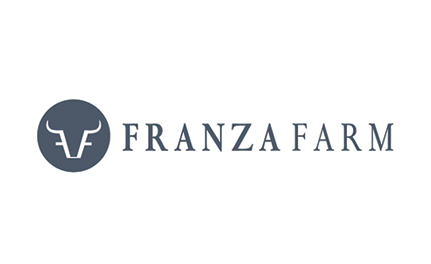 Franza Farm logo and brand design Cre8ive Dunedin