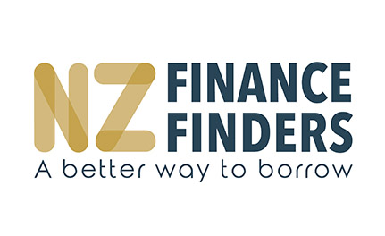 NZ Finance Finders logo and brand design Cre8ive Dunedin