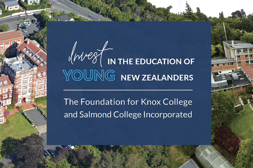 The Foundation for Knox College and Salmond College Incorporated